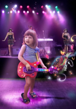 emme rock star