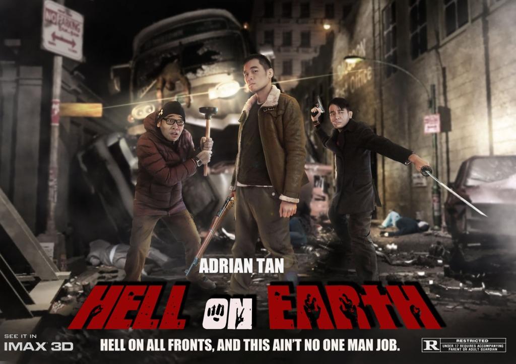 Hell on Earth movie