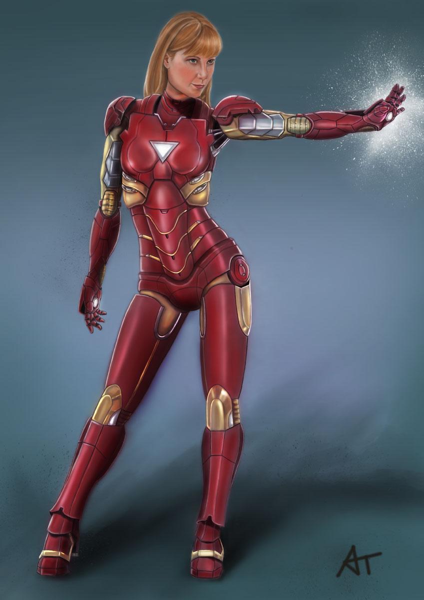iron pepper mk 2