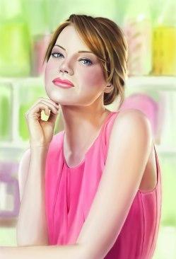 Emma Stone Revlon