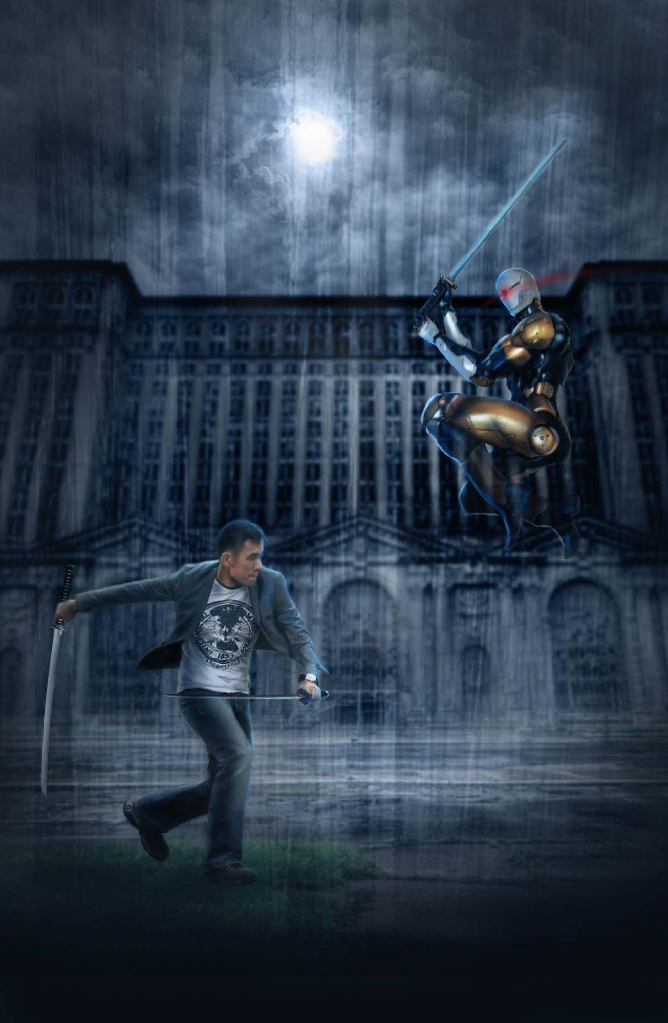 cyborg assassin 003