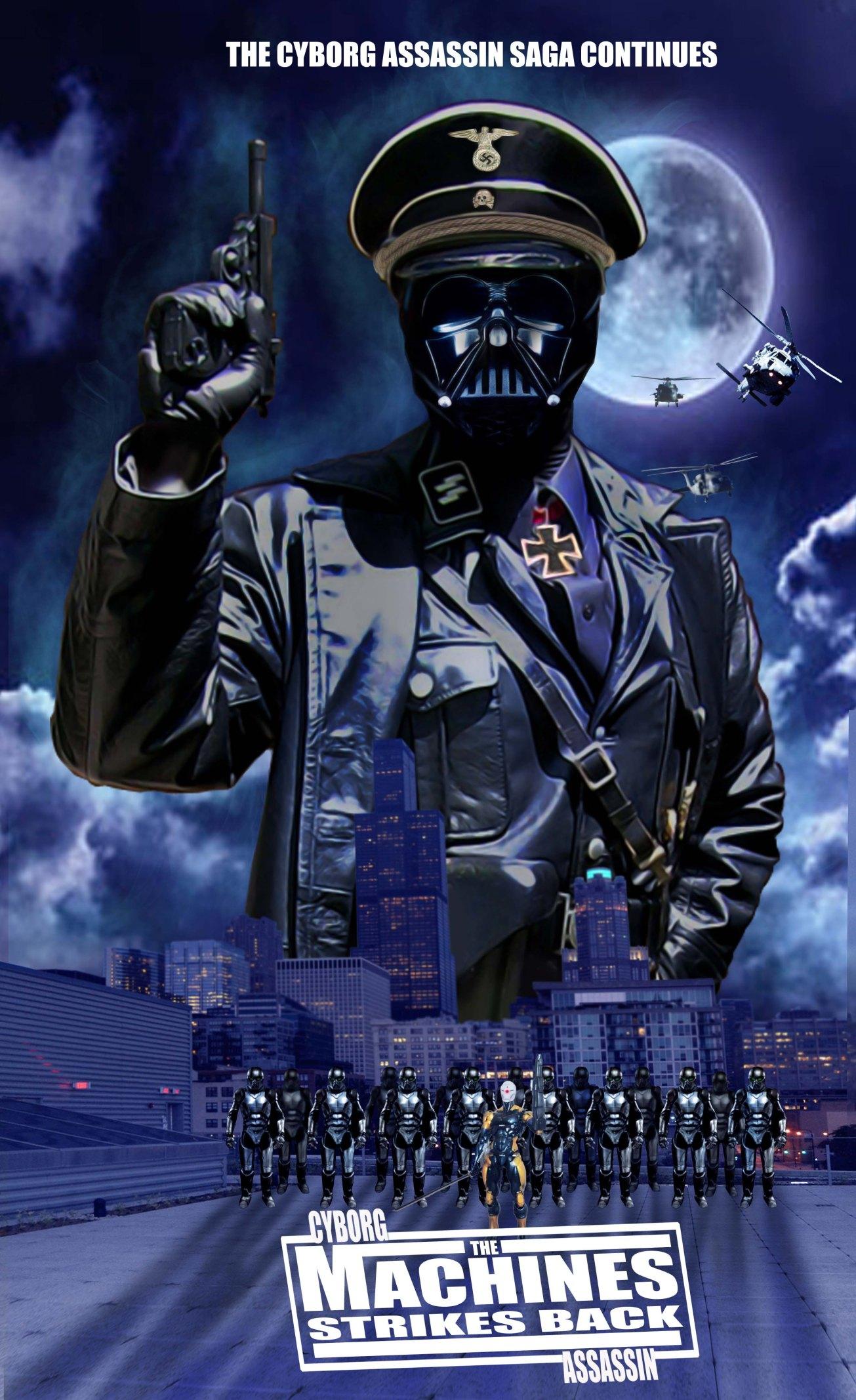 cyborg assassin ep 5 blog
