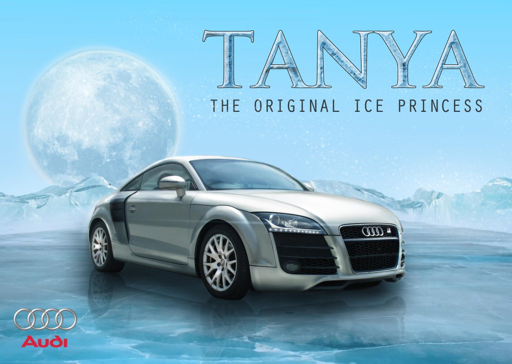 tanya ice princess