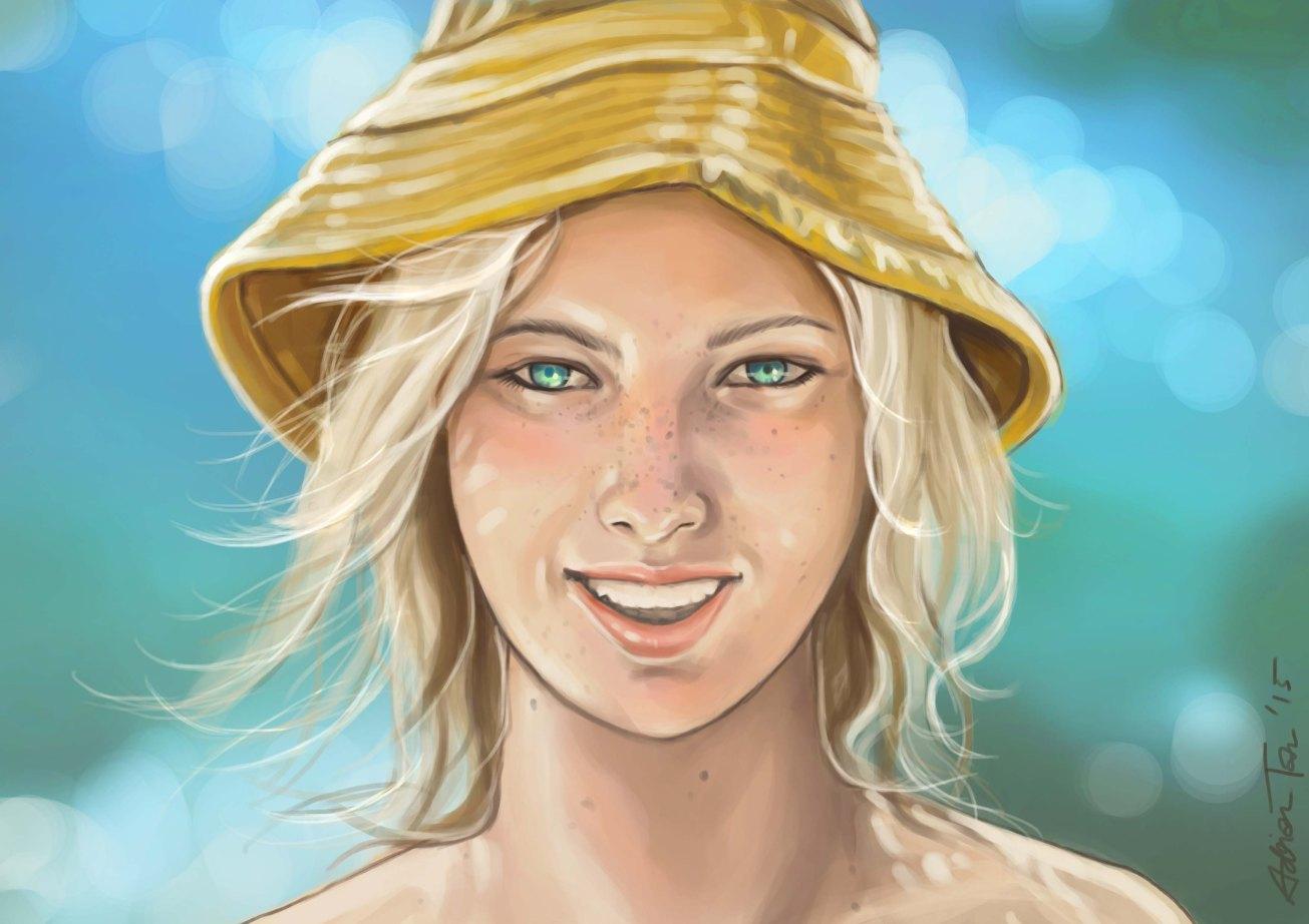 sun girl 2